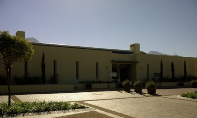 Wine Tasting Centre Vergelegen